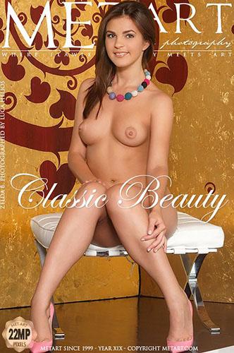"""Zelda B """"Classic Beauty"""""""
