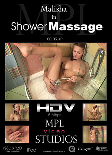 """Malisha """"Shower Massage"""""""
