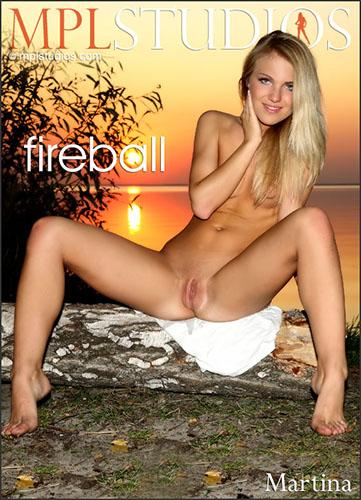 "Martina ""Fireball"""