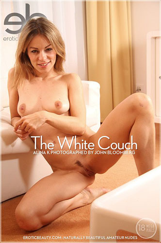 "Alina K ""The White Couch"""