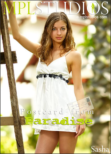 "Sasha ""Postcard from Paradise"""
