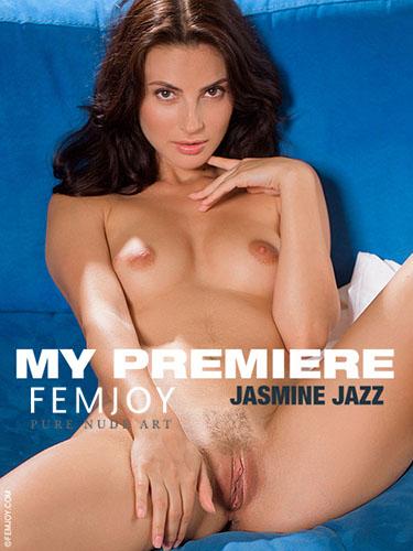 """Jasmine Jazz """"My Premiere"""""""