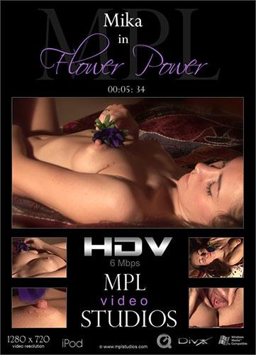 "Mika ""Flower Power"""