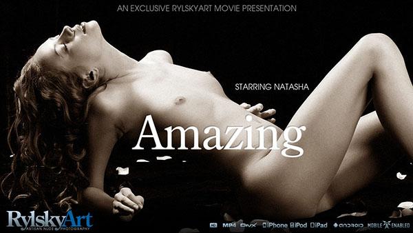 """Natasha """"Amazing"""""""