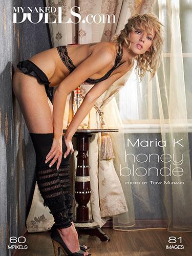 "Maria K ""Honey Blonde"""