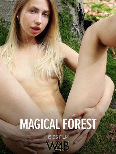 """Anna Di """"Magical Forest"""""""