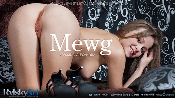 "Alexandra ""Mewg"""