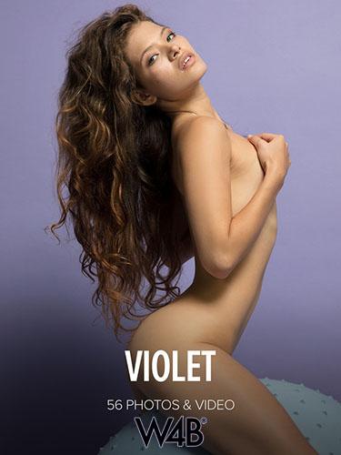"Irene Rouse ""Violet"""