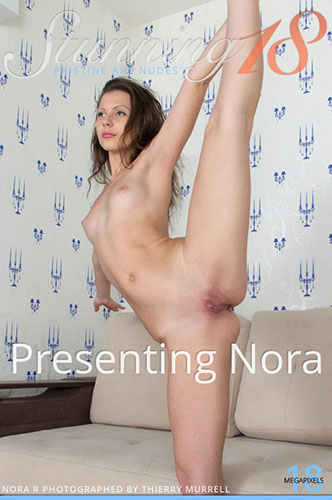 "Nora R ""Presenting"""