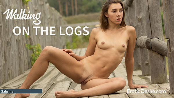 "Sabrina ""Walking On The Logs"""