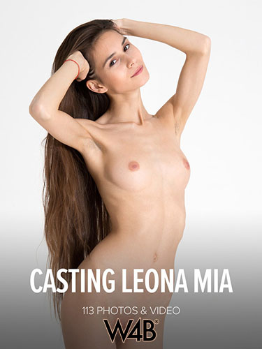 "Leona Mia ""Casting"""