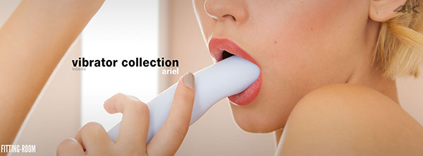 "Ariel ""Vibrator Collection 02"""