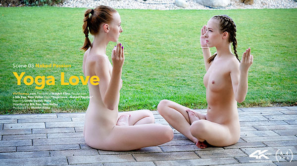 "Linda Sweet & Nata ""Naked Passion"""