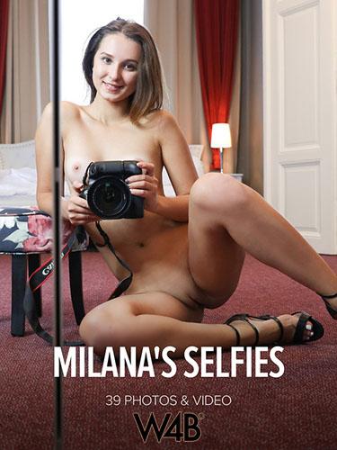 """Milana """"Milana's Selfies"""""""