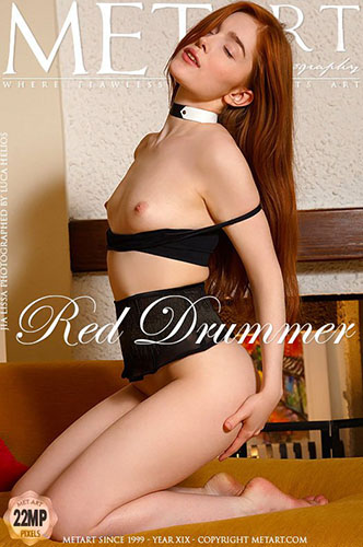 "Jia Lissa ""Red Drummer"""