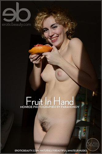 "Monroe ""Fruit In Hand"""