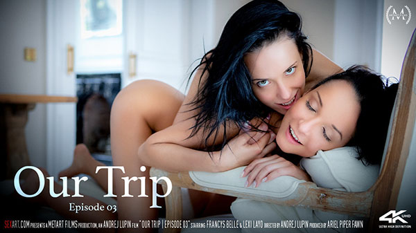 "Francys Belle & Lexi Layo ""Our Trip Episode 3"""