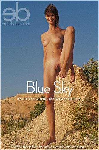 "Nika R ""Blue Sky"""