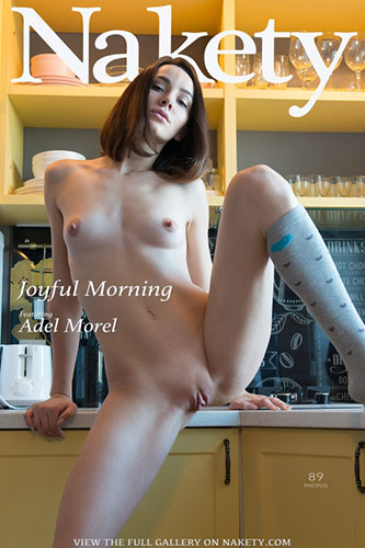 "Adel Morel ""Joyful Morning"""