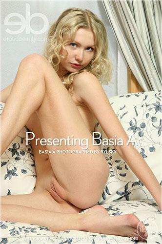 "Basia A ""Presenting"""