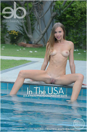"""Leila Mazz """"In The USA"""""""