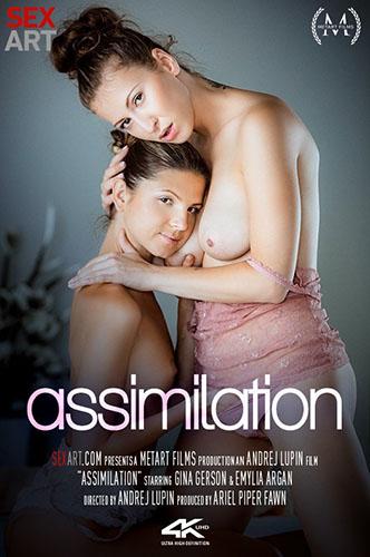 "Emylia Argan & Gina Gerson ""Assimilation"""