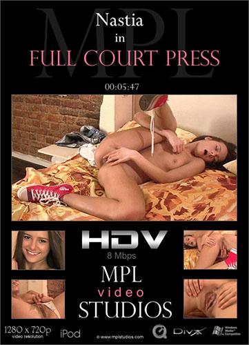"""Nastia """"Full Court Press"""""""
