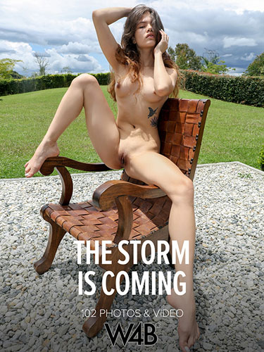 "Irene Rouse ""The Storm Is Coming"""