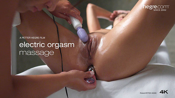 "Serena ""Electric Orgasm Massage"""