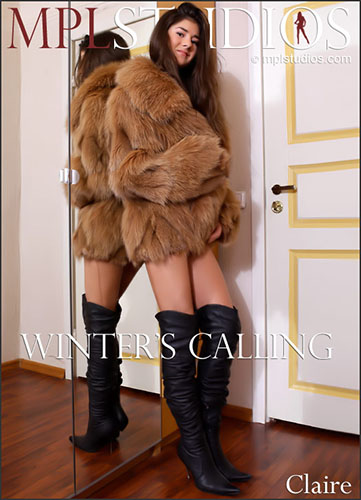 """Claire """"Winter's Calling"""""""