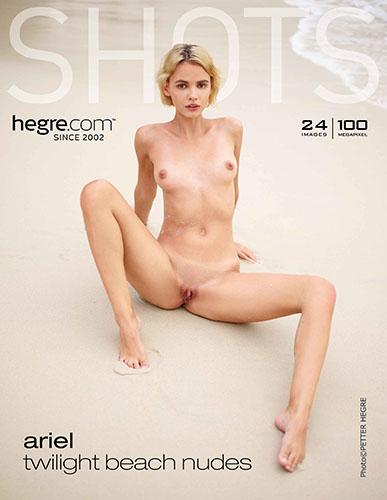 "Ariel ""Twilight Beach Nudes"""