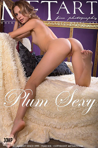 "Clarice ""Plum Sexy"""