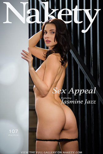 "Jasmine Jazz ""Sex Appeal"""