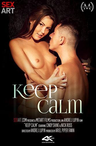 "Cindy Shine ""Keep Calm"""