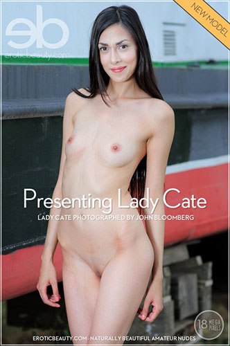 """Lady Cate """"Presenting"""""""