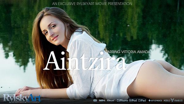 """Vittoria Amada """"Aintzira"""""""