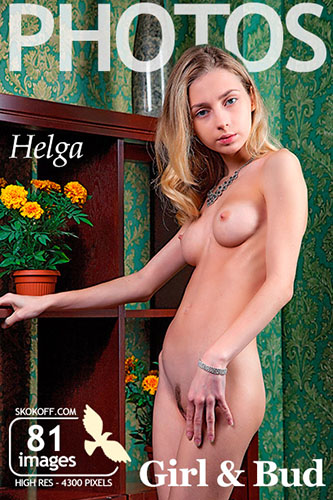 "Helga ""Girl and Bud"""