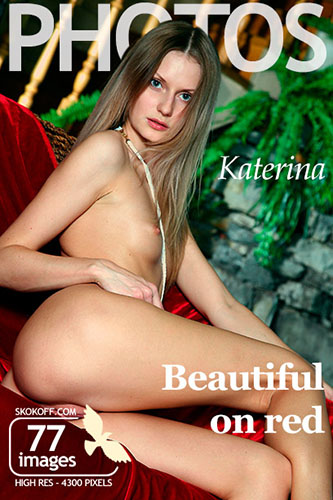 "Katerina ""Beautiful on Red"""