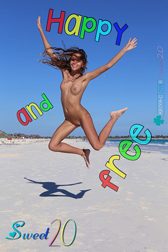 "Katya Clover ""Happy And Free"""