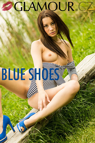 "Ingrid ""Blue Shoes"""