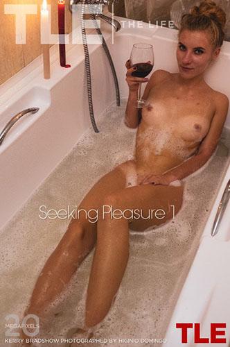 """Kerry Bradshow """"Seeking Pleasure 1"""""""