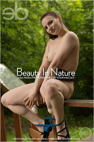 """Lisa Musa """"Beauty In Nature"""""""