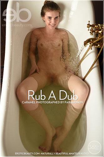 """Caramel """"Rub A Dub"""""""