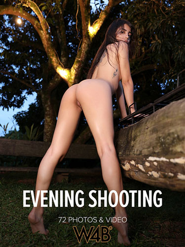 "Clarisse ""Evening Shooting"""