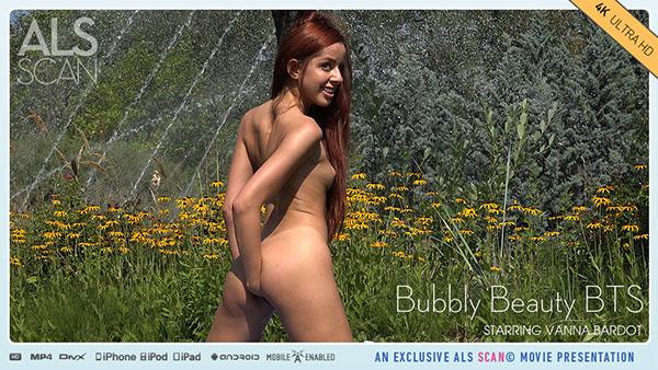 """Vanna Bardot """"Bubbly Beauty BTS"""""""