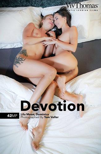 """Dominica A & Lilu Moon """"Devotion"""""""