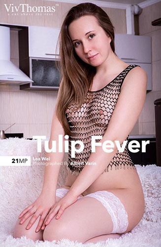 """Lea Wei """"Tulip Fever"""""""