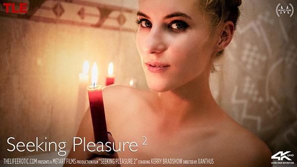 """Kerry Bradshow """"Seeking Pleasure 2"""""""