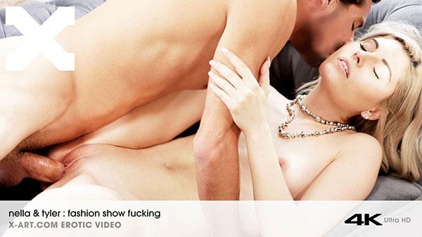 "Nella Jones ""Fashion Show Fucking"""
