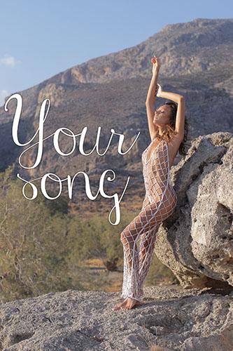 "Katya Clover ""Your Song"""